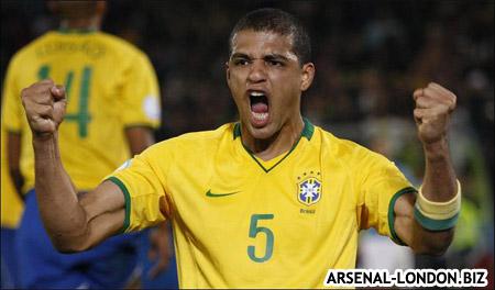 Он стабильно выступает за сборную Бразилии