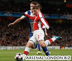 Арсенал - Порту, 4:0, Андрей Аршавин, гол