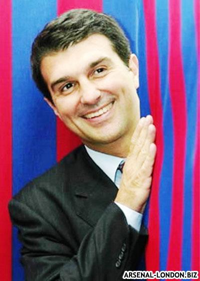 Уход из Барселоны Жоана Гаспара и выборы президента 2003 года