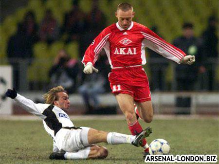 Матчи Спартака в Кубке УЕФА 1998-1999 против Сьона и Вальядолида