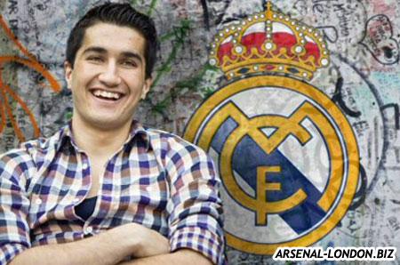 Нури Шахин перешел из Реала в Арсенал