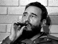 Фидель Кастро болеет за Арсенал