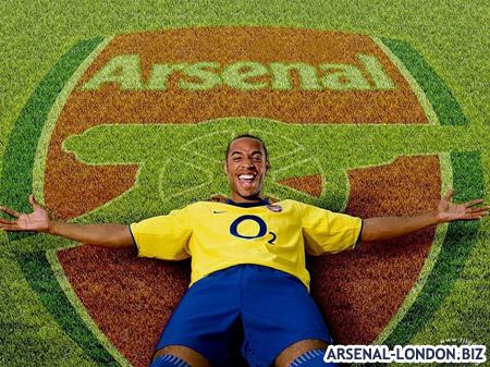 Анри будет тренироваться с Арсеналом