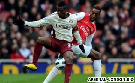 Защита Арсенала в принципе справилась