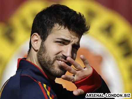 Фабрегас может уйти в Реал или Барселону
