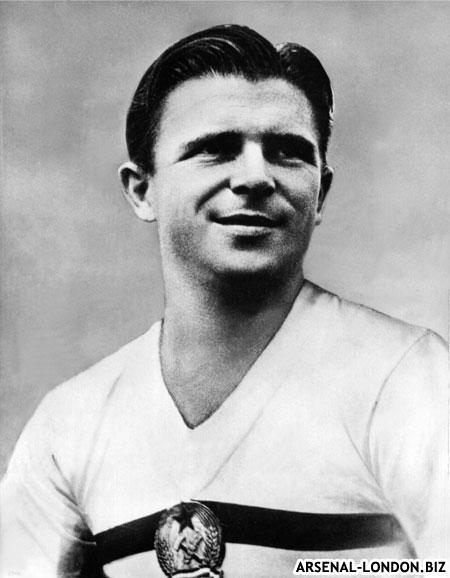 Ференц Пушкаш - один из величайших футболистов всех времен