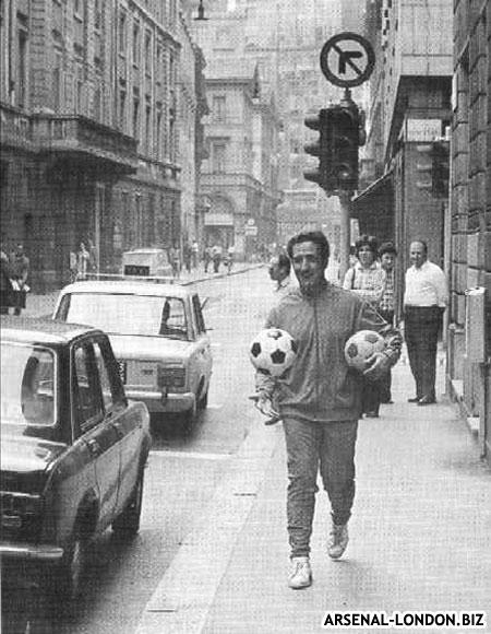 Эленио Эррера был уволен из Барселоны