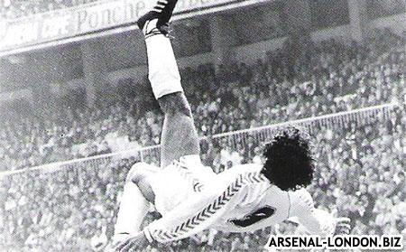 Мадридский Реал в середине 80-х годов и неудачи в Кубке Чемпионов