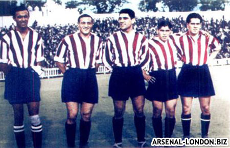 Мадридский Атлетико в 30-е, 40-е, 50-е и 60-е годы XX века