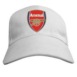 Бейсболка с логотипом Арсенала